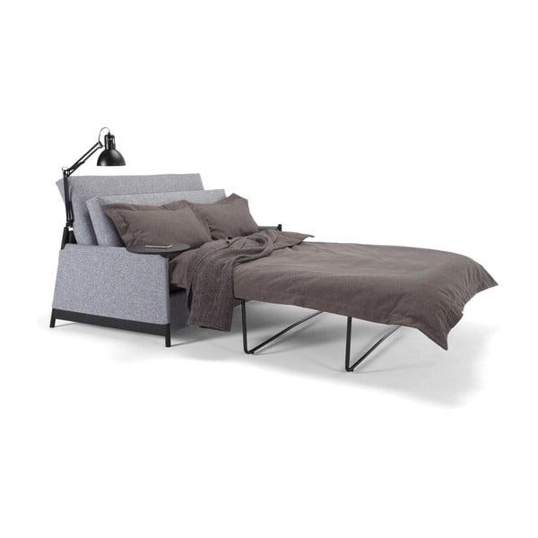 Szara sofa rozkładana Innovation Neat Airgonomy