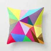 Poszewka na poduszkę Triangle II, 45x45 cm