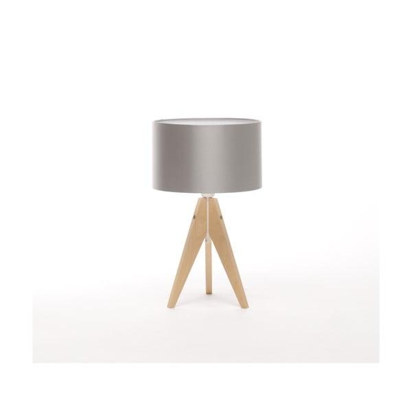 Lampa stołowa Artista Birch/Silver, 28 cm