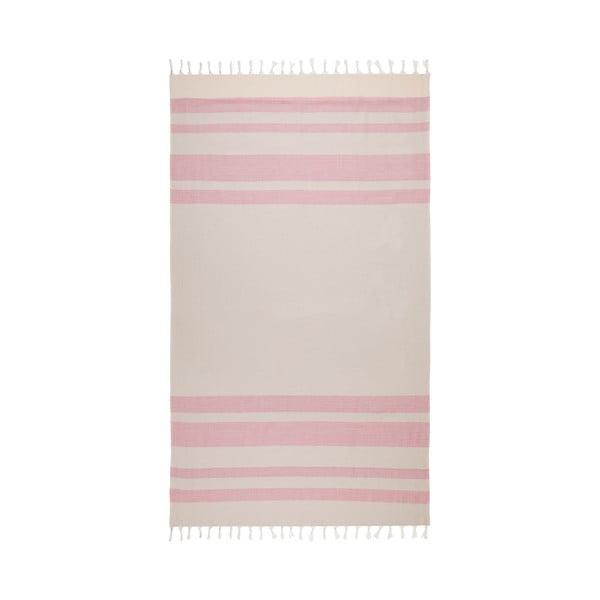 Ręcznik hammam Form, różowy