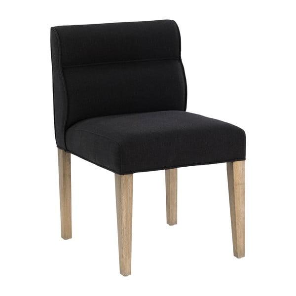 Krzesło Atheza Calvin Chocolate