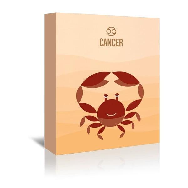 Obraz na płótnie Cancer