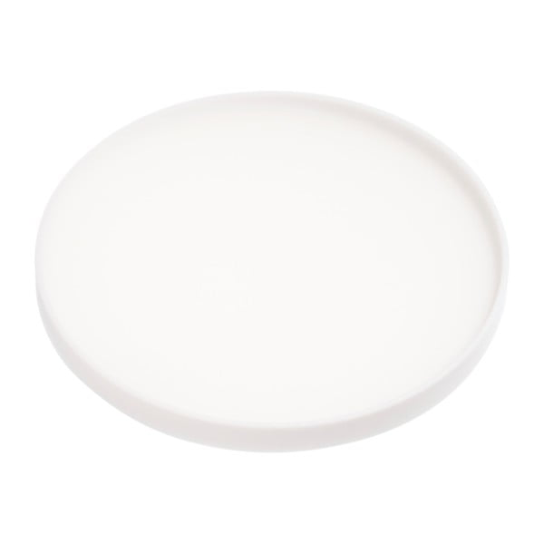 Biała podkładka pod szklankę Yamazaki Tower Round