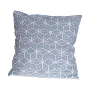 Poduszka Geometric Blue, 40x40 cm