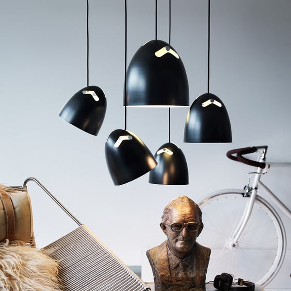 Lampa wisząca Bell+ 30 Black