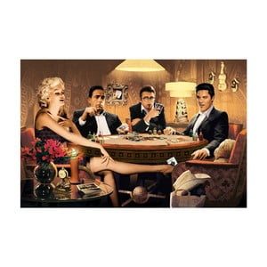 Plakat wielkoformatowy Four Of A Kind, 175x115 cm