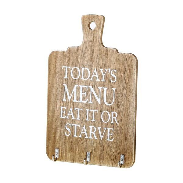 Wieszak kuchenny Eat It or Starve