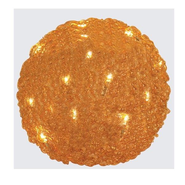 Lampa stołowa Alumni 40 cm, złota