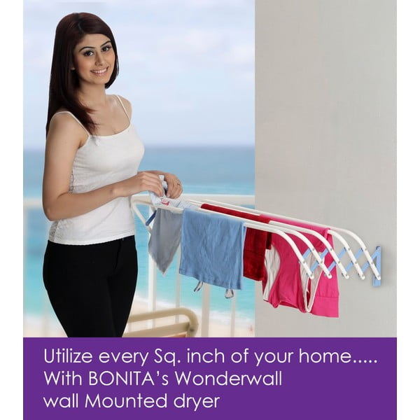 Mała suszarka ścienna Bonita Wonderwall