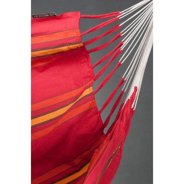 Krzesło-Hamak  Currambera, czerwone