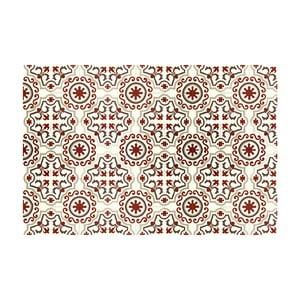 Winylowy dywan Mosaico Trebol Rojo, 160x230 cm