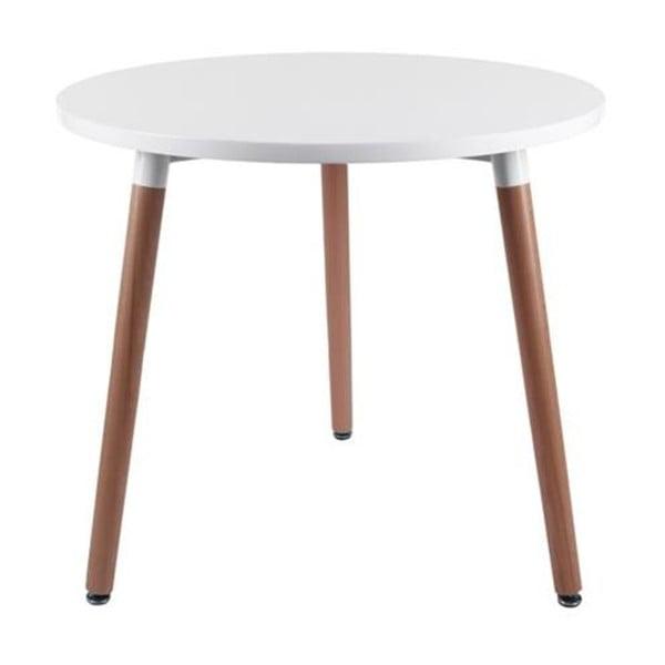 Stół D2 Copine, 80 cm, biały