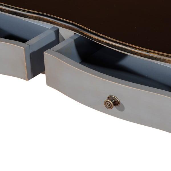 Stolik Belgique Grey, 120x80 cm