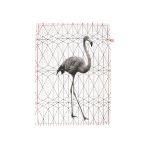 Ścierka Present Time Flamingo