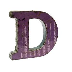 Litera Alfabeto D
