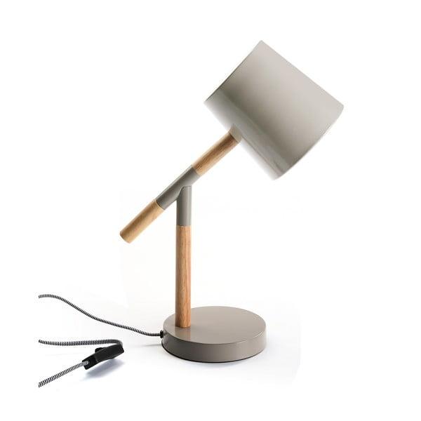Lampa stołowa Grey Modern