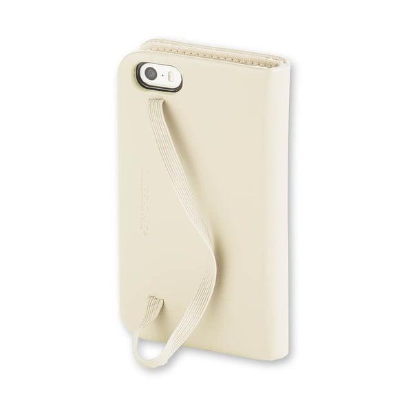 Beżowe etui na iPhone 5/5S Moleskine