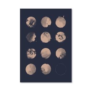 Plakat 12 Moons, 30x42 cm