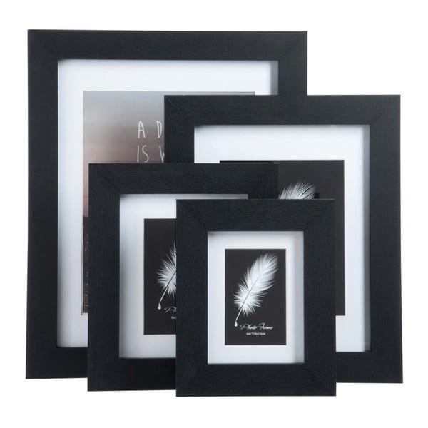 Czarna ramka na zdjęcia 27x35 cm