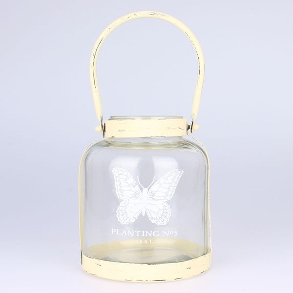Lampion Butterfly Yellow