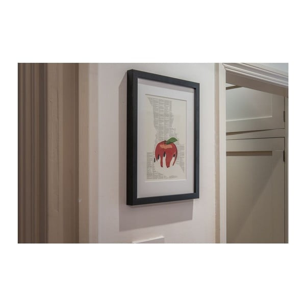 """Plakat """"Królewna Śnieżka i siedmiu krasnoludków"""", 21x29,7 cm"""