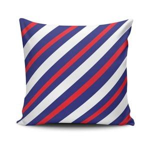 Poduszka z wypełnieniem Colors no. 3, 45x45 cm