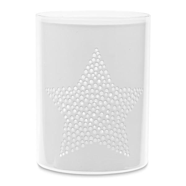 Świecznik Star White Cylinder