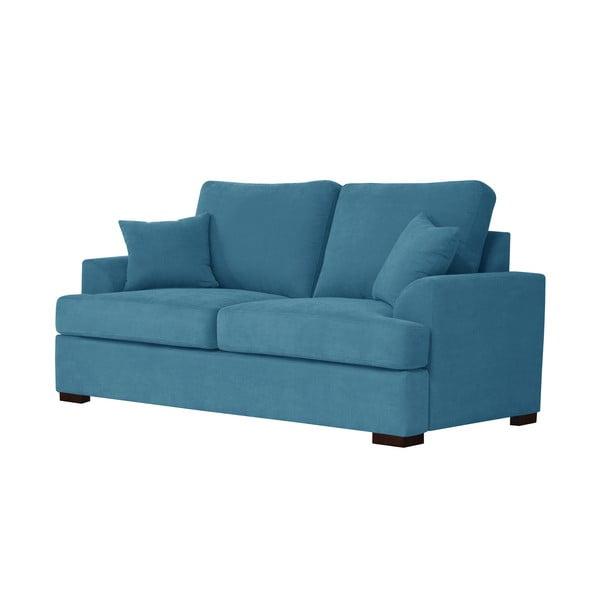 Sofa dwuosobowa Jalouse Maison Irina, niebieska
