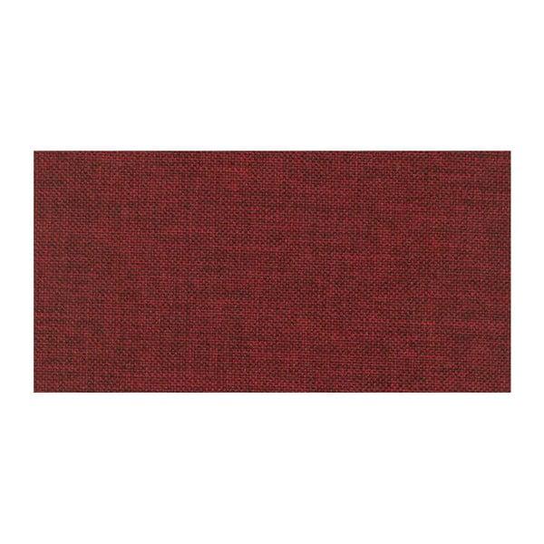 Czarno-różowy rozkładany narożnik prawostronny Pashmina