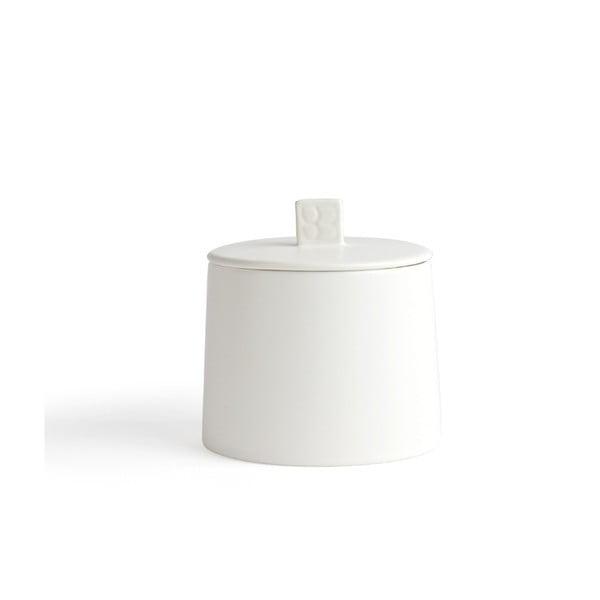 Biały pojemnik Bredemeijer Lund, 400 ml