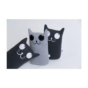Poduszka Kotek, szara