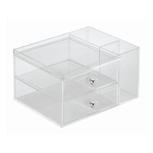 Organizer InterDesign 2 Drawer, 23 x 18 cm