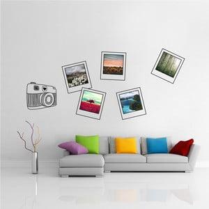 Naklejka ścienna Polaroid
