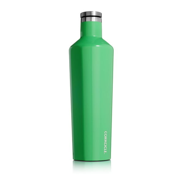 Zielona   butelka termiczna Root7 Caribbean Green LArge, 740 ml
