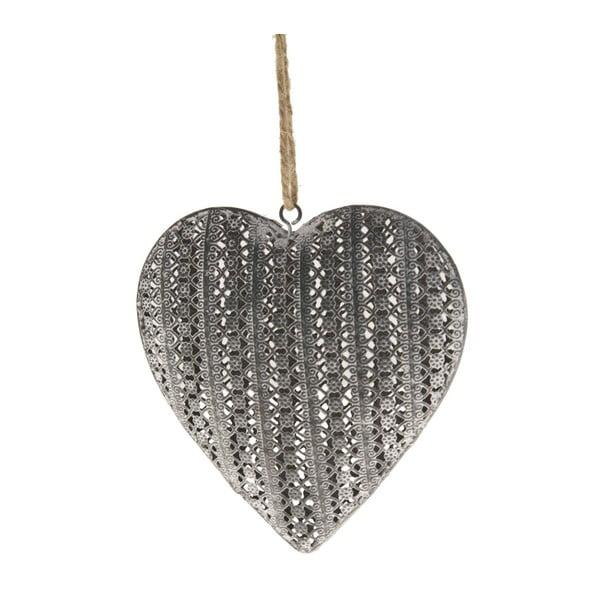Dekoracja wisząca Antic Line Heart