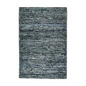 Wełniany dywan Deniza Charcoal, 160x230 cm