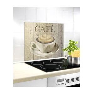 Szklana płyta ochronna Wenko Café, 60x50 cm