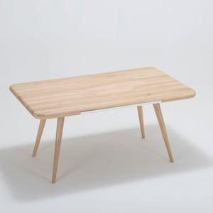 Stół z drewna dębowego Gazzda Ena One, 160x100x75 cm