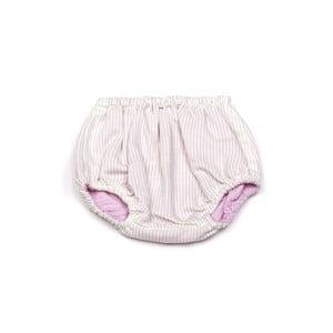 Dziecięce majtki na pieluchę (dwustronne) Pink Diaper, od 3 do 6 miesięcy