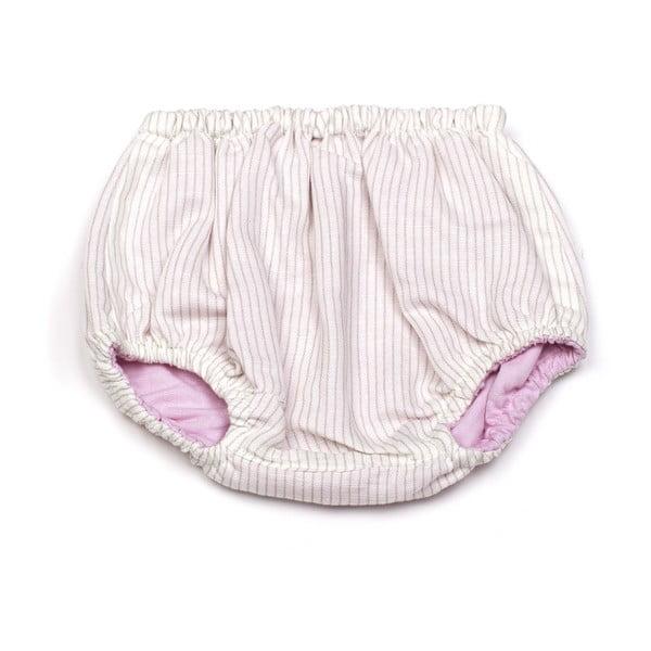 Dziecięce majtki na pieluchę (dwustronne) Pink Diaper, od 18 do 24 miesięcy