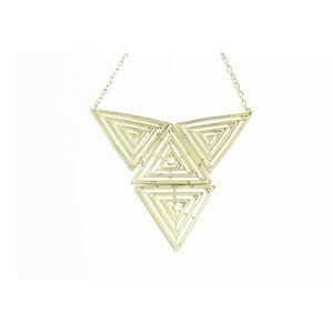 Naszyjnik Giant Triangle