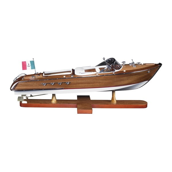 Model łódki Aquarama
