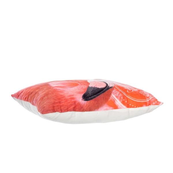 Komplet 3 poduszek Flamingos 45x45 cm