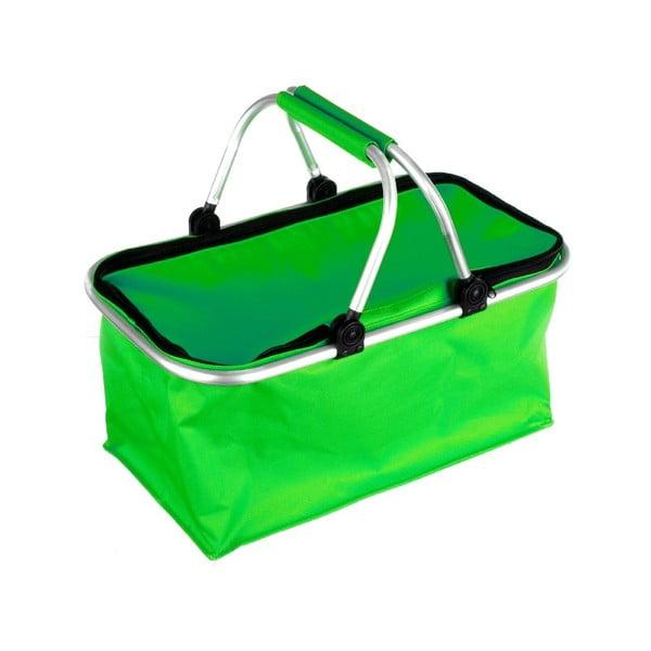 Koszyk na zakupy Vetro, zielony