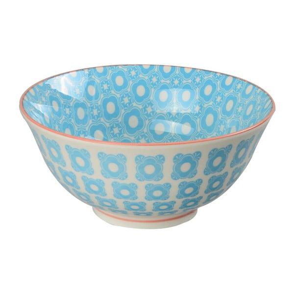 Porcelanowa miska Tayo Colored Blue, 15,5x7 cm