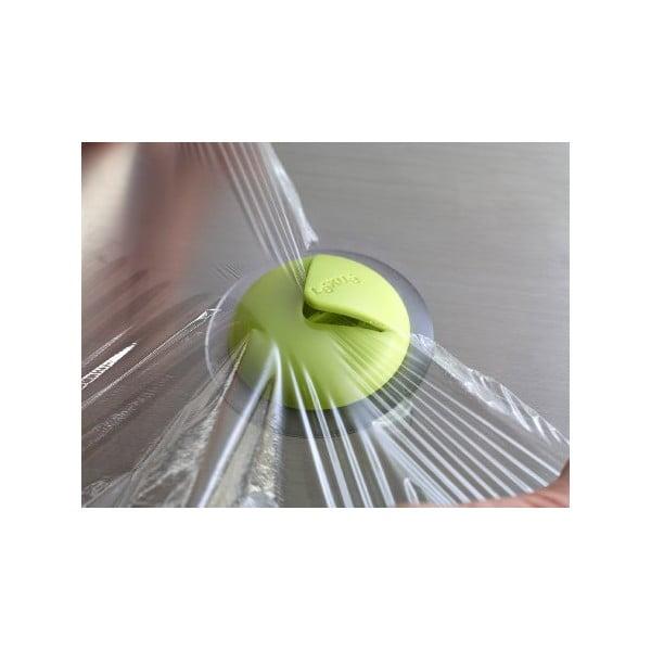 Nożyk do folii spożywczej Lékué, zielony