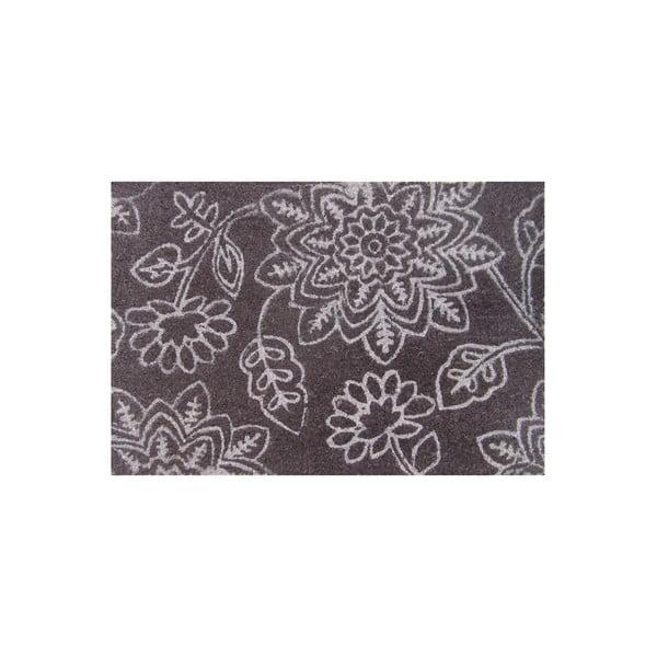Wycieraczka Ewax Floral Wiper, 60x40 cm