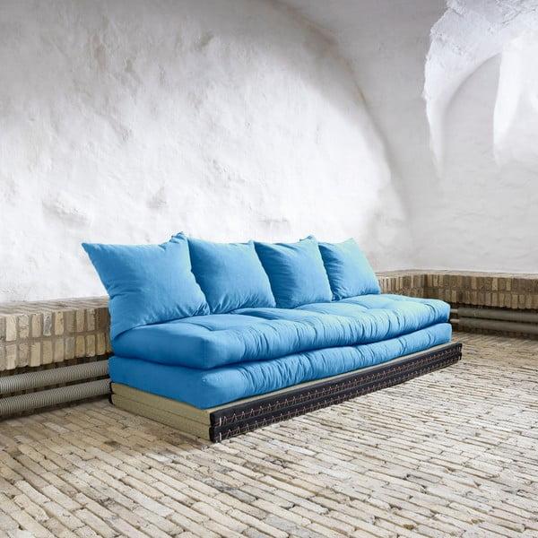 Sofa wielofunkcyjna Karup Chico Horizn Blue