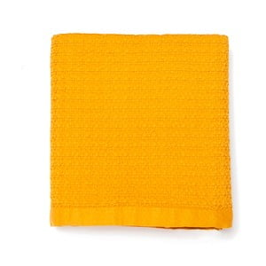 Żółta narzuta Casa Di Bassi, 180x250 cm