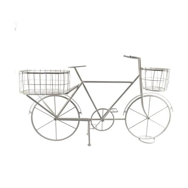Stojak na doniczki White Bike